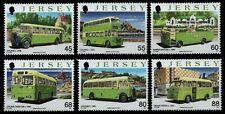 Jersey 2013 - Mi-Nr. 1718-1723 ** - MNH - Omnibus / Bus
