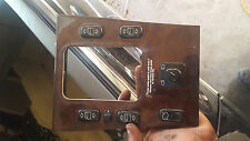94-97 MERCEDES C220 C280 SWITCH PANEL ASSEMBLY 202 820 82 10