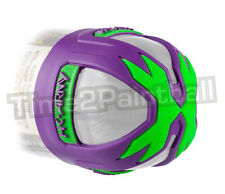 Hk Army Vice Tank Grip 2.0 Purple / Neon Green *Free Shipping* Paintball Cover