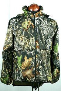 Rivers West Stalker All-Terrain Jacket Small Mossy Oak waterproof hunting 7A9