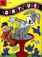 LOONEY TUNES #176 VG Bugs Bunny Dell Comics