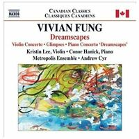 Vivian Fung: Dreamscapes (UK IMPORT) CD NEW