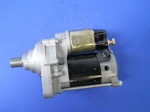 Honda Accord 1986 to 1989 4Cyl/2.0L Engine with  AUTOMATIC TRANSMISSION Starter