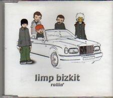 (CF796) Limp Bizkit, Rollin' - 2001 DJ CD