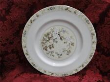 "Royal Doulton Mandalay, Tan, Blue & White Flowers: Dinner Plate (s), 10.5"""