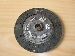 LAND ROVER SERIES 1970-84 CLUTCH FRICTION PLATE 4 CYL. ENGINES PART NO FRC2297