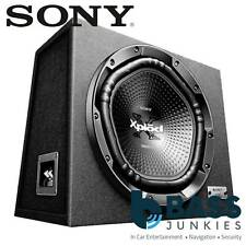 "SONY XS-NW1202 12"" 30cm 1800 Watts Car Sub & Subwoofer Box Bass Package"