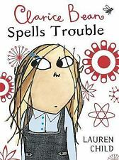 Clarice Bean Spells Trouble, Child, Lauren , Acceptable, FAST Delivery