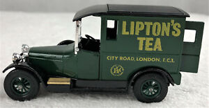 Matchbox Yesteryear Trucks Y-5 Liptons Teas City Road London E.C.1 1927