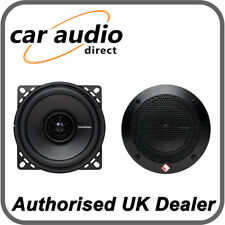 "Rockford Fosgate R14X2 4"" 10cm 60 Watt 2 Way Car Door Dash Coaxial Speakers"