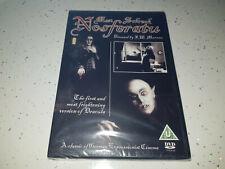Nosferatu    Region Free DVD     New !   Max Schreck