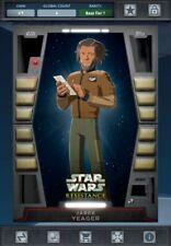 Topps Star Wars Digital Card Trader Naranja premio han solo espacio pinturas 2