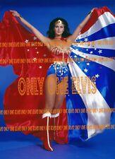 "SEXY 1970s LYNDA CARTER 8x10 Photo ""WONDER WOMAN"" PRINCESS OF THE AMAZONS 003"