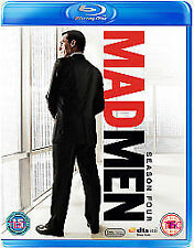 Mad Men - Season 4 - Blu Ray - Brand New & Sealed