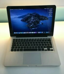 Apple MacBook Pro 13 Inch - 120GB SSD - MacOS Catalina Fresh Install