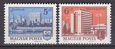 HUNGARY 1975 **MNH SC# 2331, 2332  The Building