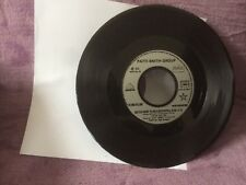 "PATTI SMITH GROUP 45 TOURS 7""  A ROCK N ROLL STAR"
