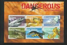 AUSTRALIA. Año: 2006. Tema: FAUNA PELIGROSA