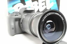 Ultra Wide Angle Macro Fisheye Lens for Canon Eos Digital Rebel  & 18-135mm EF-S