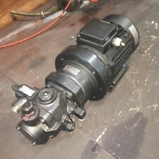 Rexroth Hydraulic Pump, 1PV2V5-30/16RE01MC 70A1 / 40Y, 1,8 kW ASEA Motor, Used