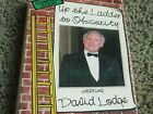 UP THE LADDER TO OBSCURITY by David Lodge 1st ed. 1986 w/DJ. UK actor. INSCRIBED