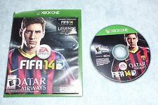 FIFA 14 (Microsoft Xbox One, 2013) WITH FREE SHIPPING
