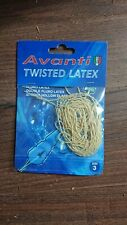 Avanti Twisted Latex Pole elastic  size 3