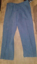 mens dockers pants size 36/ 30 dark grey