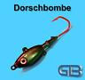 Meeresjig Dorschbombe 90g Jig 8/0 Bleikopf VMC Barbarian 5150 RD