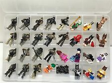 32 Carrying / Display Case - This is the Perfect Storage Box For LEGO Mega Bloks