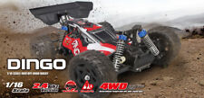 Remo Hobby Waterproof 1:16  4WD Off Road Brushed Buggy Truck High Speed RC Cars