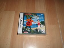 Lost in Blue - Nds-nintendo NDS
