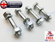 BRAND NEW CHROME PLATED REAR SHOCKER BOLT WITH NUT FOR ROYAL ENFIELD 350/500CC
