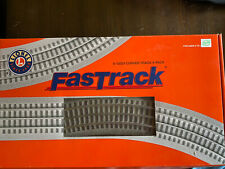 LIONEL 6-12033 FASTRACK O-36 FULL CURVE TRACK 4 PIECES NEW