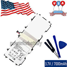 Battery for Samsung Galaxy Tab 2 10.1 N8000 Gt-p5113 Gt-p5100 Gt-p7500 US Stock