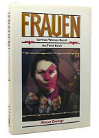 Alison Owings FRAUEN  German Women Recall the Third Reich 1st Edition 1st Printi