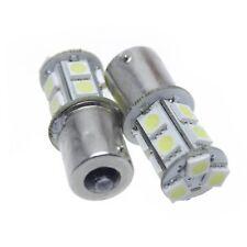 1156 BA15S 13 SMD LED XENON WHITE TAIL TURN SIGNAL PARKING INDICATOR LIGHT LAMPS