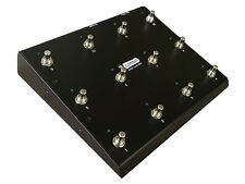 ActitioN 12 BUtton METAL USB MIDI Footswitch, Foot Controller for PC/Mac/iPad