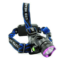 Rechargeable 3000Lm CREE XM-L T6 LED Head Light Headlamp Headlight 18650 Torches