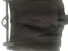 Ladies black shorts - size 12 - H & M