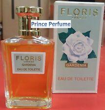 FLORIS GARDENIA EDT SPRAY - 50 ml