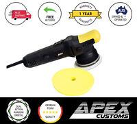 Apex Customs Karate Kid 8mm Dual Action Random Orbital DA Polisher Kit with Pad