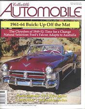 Collectible Automobile Magazine June 1998 Vol 15 - No 1