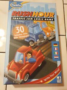 Thinkfun Rush Hour®  Minispiel / Mitbringspiel, wie neu, vollständig