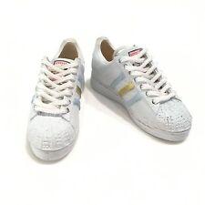 madxo 3D mini sneaker adidas superstar Lt Blue 1:6 action figure Real M13-22