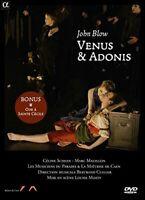 Celine Scheen , Marc Mauillon - Venus and Adonis [DVD] [NTSC][Region 2]