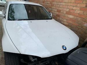 BMW 1 SERIES E87 BONNET   IN MOTOR SPORT WHITE 583