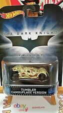 Hot Wheels Retro Entertainment The Dark Knight Tumbler Camouflage Version  (N4)