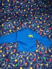 "The Wiggles Replacement Blue Shirt for 14"" Singing Plush Toy"
