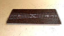 SOTTO BINARI IN STYROPLAST X INCROCIO ROCO 42724 lungh.23,3cm  FERROVIARIO